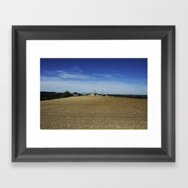 Southern French Countryside 2 Framed Art Print