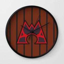 Team Magma Wall Clock