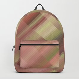 Spices of the East. Abstract gradient art geometric background with soft color tone, cell grid. Idea Backpack