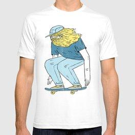 Skate Beard T-shirt