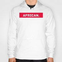 african Hoodies featuring AFRICAN by Iman Bss - BssStore