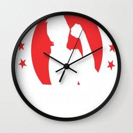 I am an art teacher copy Wall Clock