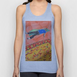 Long Day at the Office Unisex Tank Top