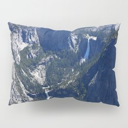 Vernal Falls And Nevada Falls Pillow Sham