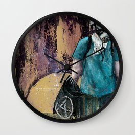 We are the FUTURE Wall Clock