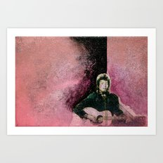 bobby Art Print