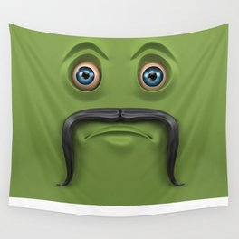 BOXAAT GREEN Wall Tapestry