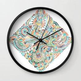 FLOWPOWER Wall Clock