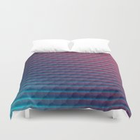 scales Duvet Covers featuring Scales by AZRI AHMAD