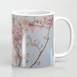 Pastel Pink Magnolias Coffee Mug