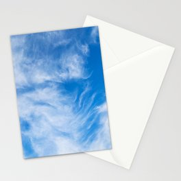 Cirrus Clouds 5 Stationery Cards