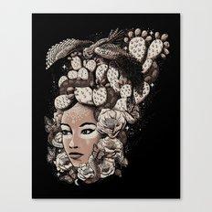 Nopal Canvas Print