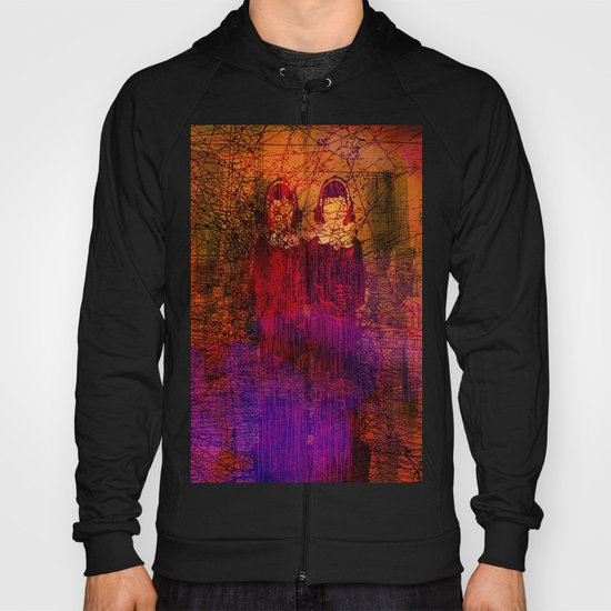 Lost in the city Hoody