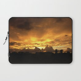 Sunset in Miramar Laptop Sleeve