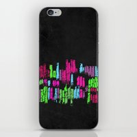 wasted rita iPhone & iPod Skins featuring Wasted by Last Call