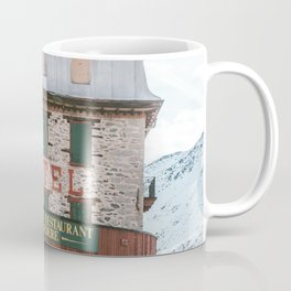 Hotel Belvedere, Switzerland Coffee Mug