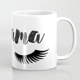 #Drama | Lashes Coffee Mug