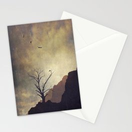 DyinG liGhts Stationery Cards