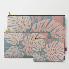 Stylish Monstera leaves Carry-All Pouch