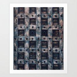 Casa Art Print