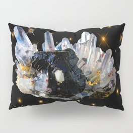 Star Aura Quartz Pillow Sham