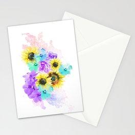 Floral Overdose Stationery Cards