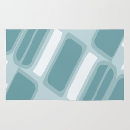 Rounded Corners Rugs Society6