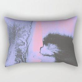 im a mess Rectangular Pillow