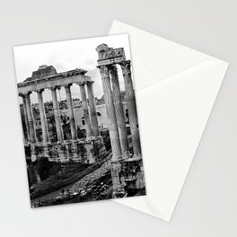 Roman Forum Stationery Cards