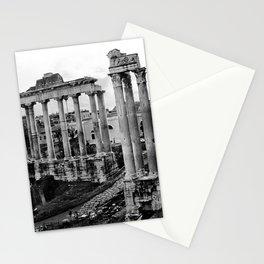 Roman Forum Stationery Cards