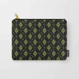 Dirty Martini // Black Olive Reverse Carry-All Pouch
