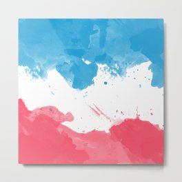 Love of France Metal Print