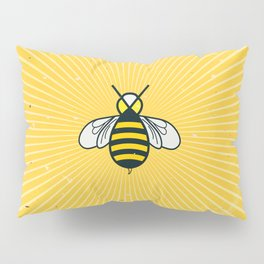 Don t worry – Bee happy – A Hell Songbook Edition Pillow Sham
