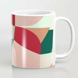 Geometric shapes Coffee Mug