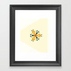 RE:Fox Framed Art Print