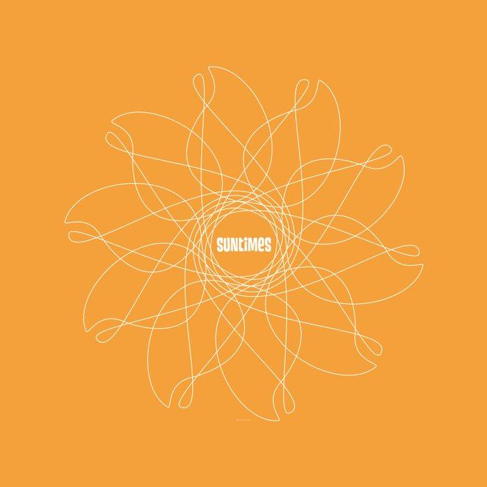 Ornament – Suntimes Duvet Cover