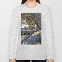 Northeastern State University - Hendricks Spring, No. 14 Long Sleeve T-shirt