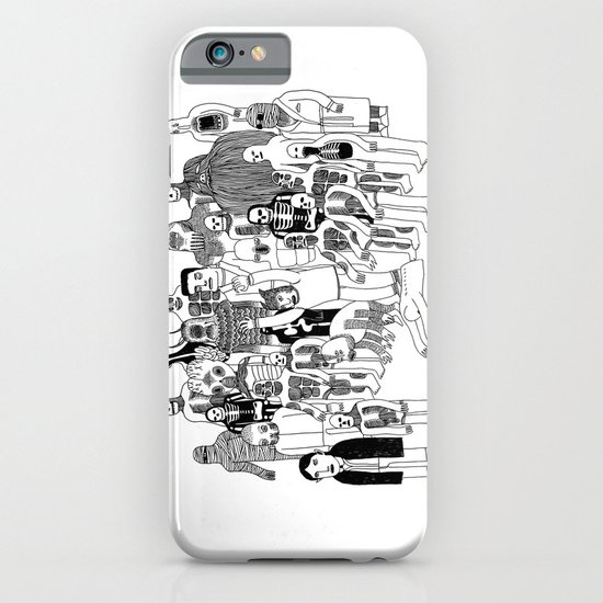 Monster Mash iPhone & iPod Case