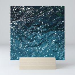 Texture #7 Water Mini Art Print