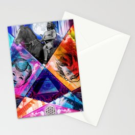 Dream Warrior Shirt Stationery Cards
