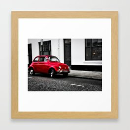 Classic Cinquecento, London Framed Art Print