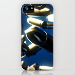 Bullets iPhone Case