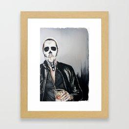 Sugar Skull, no.2 Framed Art Print