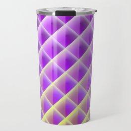 Deep Magic Grid 02 Travel Mug