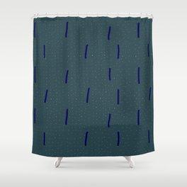 LOUI LOVE V4 Shower Curtain