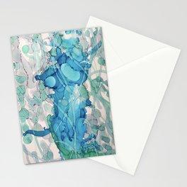 Garden Squid Stationery Cards