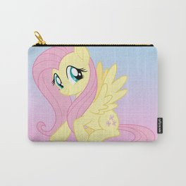 g4 my little pony Fluttershy Carry-All Pouch