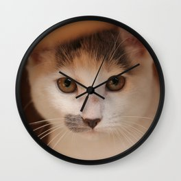 ...and this is Nick... Wall Clock