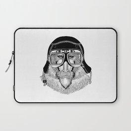 Monkey Speed Rebel Laptop Sleeve