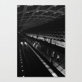 DC Metro V Canvas Print